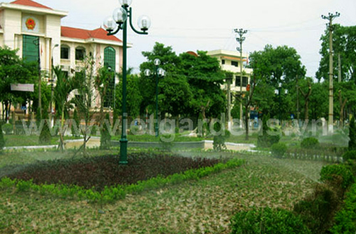 UBND TP. Vinh Yên